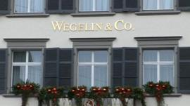 Wegelin bank
