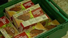 Tainted burgers being removed from sale in Tesco