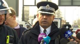 Commander Neil Basu, Met Police