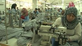 Egyptian factory