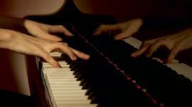 Turkish pianist Aysedeniz Gokcin