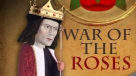 Richard lll graphic