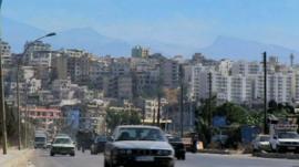 Jabal Muhsin is situated on a hill above Bab al-Tabbana