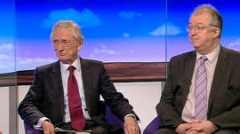 Lord Fowler and John Hemming
