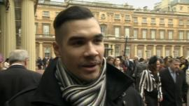 Louis Smith MBE