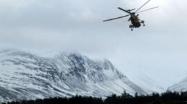 VisitCairngorms.com still of search operation