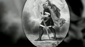 illustration of Macbeth