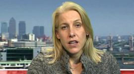 Helen Dickinson, British Retails Consortium