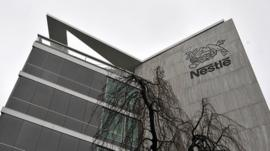 Nestle headquarters, Switzerland