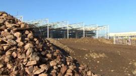 i54 business park takes shape
