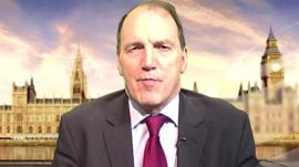 Deputy leader of the Liberal Democrats, Simon Hughes