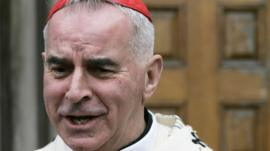 Cardinal Keith' O'Brien