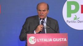 Pier Luigi Bersani