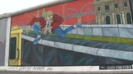 Mural on eastern