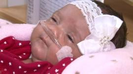 Baby Jessie O'Riordan