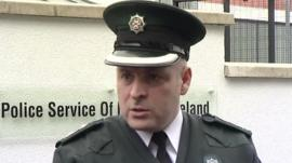 Chief Superintendent Stephen Cargin