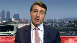 John Lewis Partnership chairman Charlie Mayfield