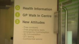Erdington walk-in centre