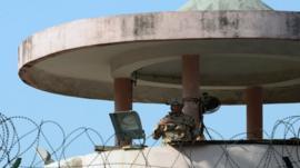 Tihar jail in New Delhi