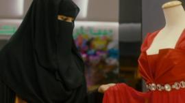 Still from Haifaa Al-Mansour's film 'Wadjda'