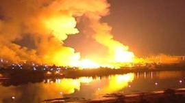 Bombing in Iraq - 2003