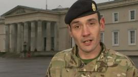 Sergeant David Acarnley