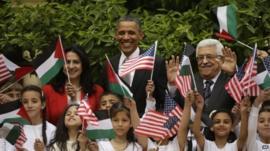 President Obama in Bethlehem