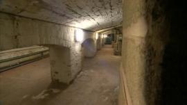 Georgian part of Shrewsbury prison