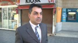 John Arghyrou, head of G4S Cyprus