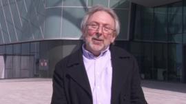 Ian Murch, NUT National Executive