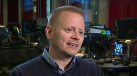 Meet the Author: Patrick Ness
