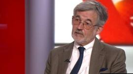 LSE Deputy Director Professor George Gaskell