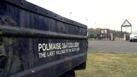 Polmaise Colliery