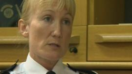 Assistant Chief Constable Ingrid Lee