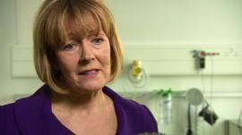 Elaine Inglesby-Burke, Nursing Director, Salford Royal