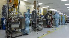 SPTS Technologies in Newport