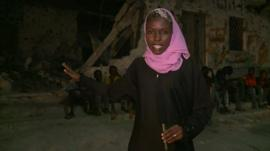 The BBC's Anne Soy reports from Mogadishu