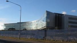 Australian Security Intelligence Organisation's new headquarters
