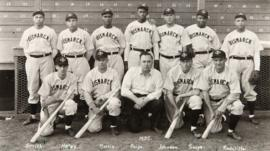 The Bismarcks team photo 1935