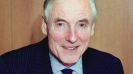 Sir Adrian Cadbury