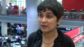 Shami Chakrabarti, the director of the civil rights group, Liberty
