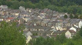 Welsh houses