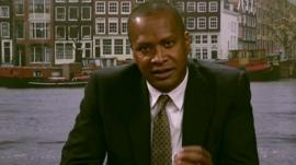 David Drummond, chief legal officer of Google