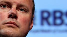 Stephen Hester has announced that he is to step down as the chief executive of the Royal Bank of Scotland in December