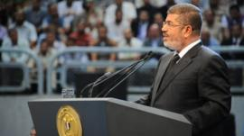 President Mohammed Morsi