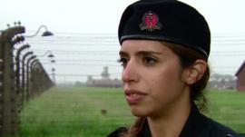 Captain Yael Sela Arbel