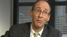 Chairman of the Parliamentary Commission for on Banking, Conservative MP Andrew Tyrie