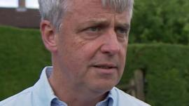 Former health secretary Andrew Lansley