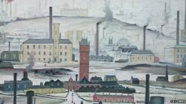 Lowry painting