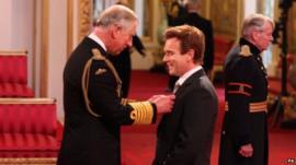Price Charles, Ewan McGregor OBE